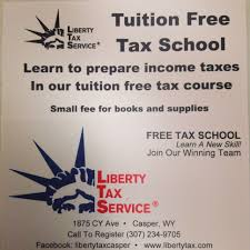 did you know liberty tax offers a free tax in the fall