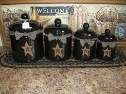 country kitchen canister sets 22 best primitive canister set images on primitive