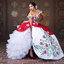 quinceanera dresses white white and embroidery gown quinceanera dresses prom