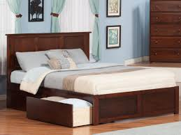 Storage Platform Bed Platform King Bed With Storage King Bed With Storage Drawers Oak