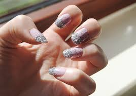 lilac jewelled nails hello gwen