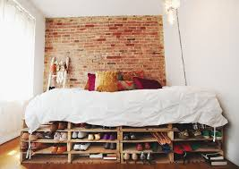 Studio Apartment Bed Ideas Studio Diy Projects Popsugar Home