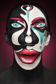 18 best body art face painting modern images on pinterest