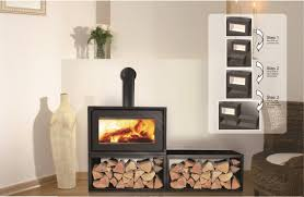 Fancy Fireplace by Home Decor Amazing Freestanding Wood Burning Fireplace Artistic