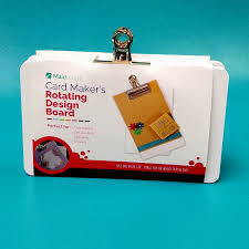 design board maker tt card maker s rotating design board scrapbooking cardmaking
