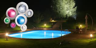 swimming pool slides lights and more