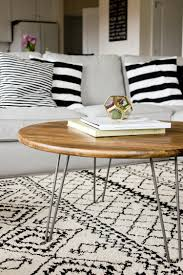 Hairpin Legs Coffee Table Hairpin Leg Coffee Table Tutorial