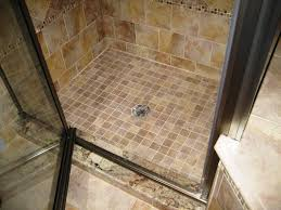 shower floor tile design ideas easy and simple shower floor