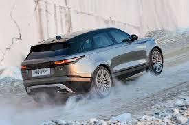 range rover velar officially revealed autocar autos
