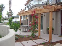 Pergola On Concrete Patio by Home Decor Why Is My New Concrete Patio Cracking Asoc Ca