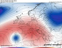 European Weather Map by A New Significant Heat Wave For South Central Europe Through The