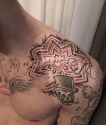 zayn malik rocks new flower and u201cm u201d shoulder tattoos adds flames