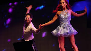 dwts light up the night tour dwts light up the night tour disney youtube