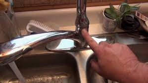 Air In Kitchen Faucet Faucet Design Kitchen Sink Leaking From Faucet Base Awesome How