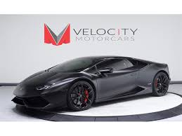 used lamborghini huracan 2015 lamborghini huracan lp 610 4 for sale in nashville tn