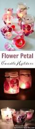 flower petal candle holders adventure in a box