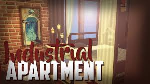 Industrial Apartment The Sims 4 Apartment Renovation Industrial Apartment City