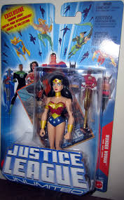 justice league unlimited wonder woman justice league unlimited jlu action figure