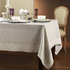 country tablecloth style luxury linen for table