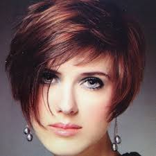 layered highlighted hair styles short layered crop with highlights lowlights eav eavig