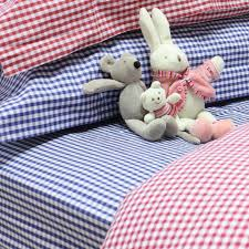 Red Gingham Duvet Cover Red Gingham Duvet Cover Set Bumbles For Kids Ireland With Regard