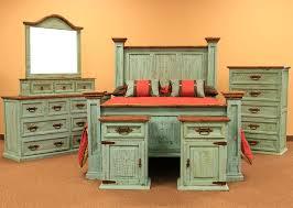 rustic bedroom sets dallas designer furniture turquoise washed rustic bedroom set