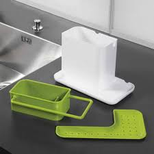 Kitchen Soap Dish Sponge Holder by Aliexpress Com Buy Multifunctional Household Kitchen Sink Drains