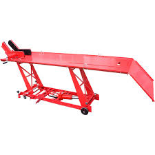 motorcycle lift table for sale motorcycle hydraulic lift table 450kg supercheap auto