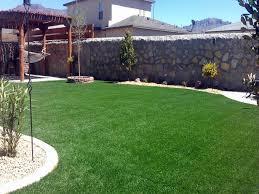 Synthetic Grass Backyard Artificial Grass Installation Bellingham Washington Landscaping