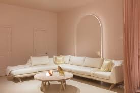 Perfect Interior Design by Lights Trace Doorways At The Future Perfect U0027s Pink Toned New York
