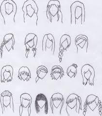 hairstyles carto tuny