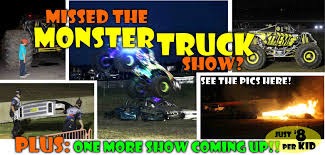 monster truck show maine events for families archives kosher family fun