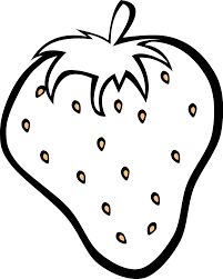 watermelon clipart black and white pencil and in color