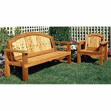 Woodworking Projects Plans Magazine by Woodworking Project Paper Plan To Build Arched Bench And Chair