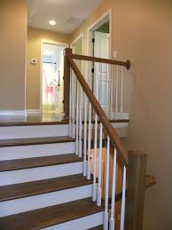 Stair Elements by Interior Staircase Railing Kits 2 Best Staircase Ideas Design