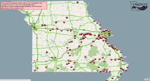 Map Of Missouri River Great Missouri Flood Of 2015 U003d U003e 220 Roads Closed In State Rivers