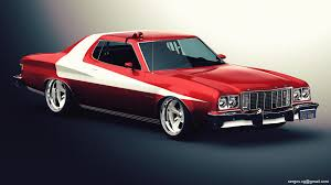 Ford Gran Torino Price Another Muscle Car Retouch With Cs3 I Can See Me In That