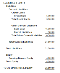Opening Balance Sheet Template How To Enter Opening Balances In Quickbooks The Sum Of Business