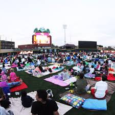 2017 donatos family movie night at fifth third field august 19