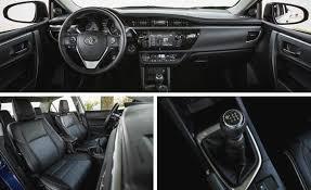 toyota corolla manual transmission problems 2016 toyota corolla manual test review car and driver