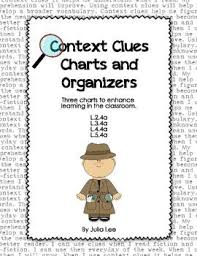 68 best context clues images on pinterest teaching ideas