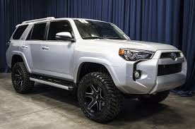 toyota 4runner lifted lifted 2015 toyota 4runner sr5 4x4 northwest motorsport