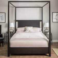 canopy bed for less overstock com