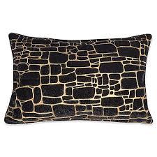 E at Home Supernova Rectangular Indoor Decorative Pillow in