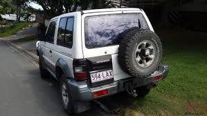 pajero gls swb 4x4 1993 2d hardtop 5 sp manual 4x4 3l multi in