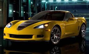fastest production corvette made 10 fastest production corvettes built