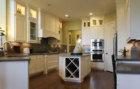 wood kitchen cabinets with white doors tehranway decoration