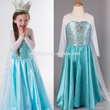 frozen dress for halloween beautiful frozen elsa costume halloween cosplay elsa costume
