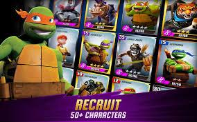 ninja turtles legends android apps google play