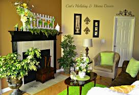 spring decorations for the home